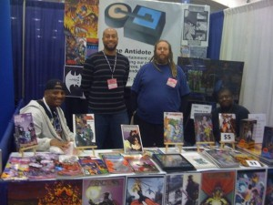 The Antidote Trust @ WonderCon!