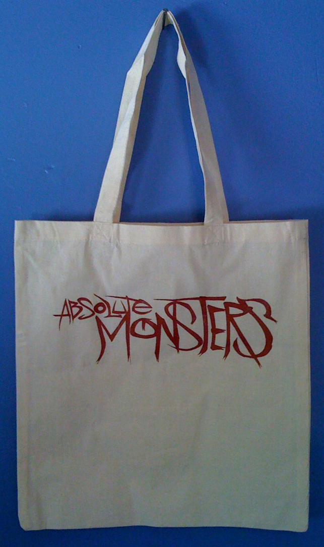 Absolute Monsters Eat Me! bag side 01